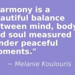 Balance And Harmony Health Tips