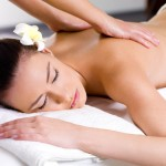 Massaging health benefits in deep tissue therapy